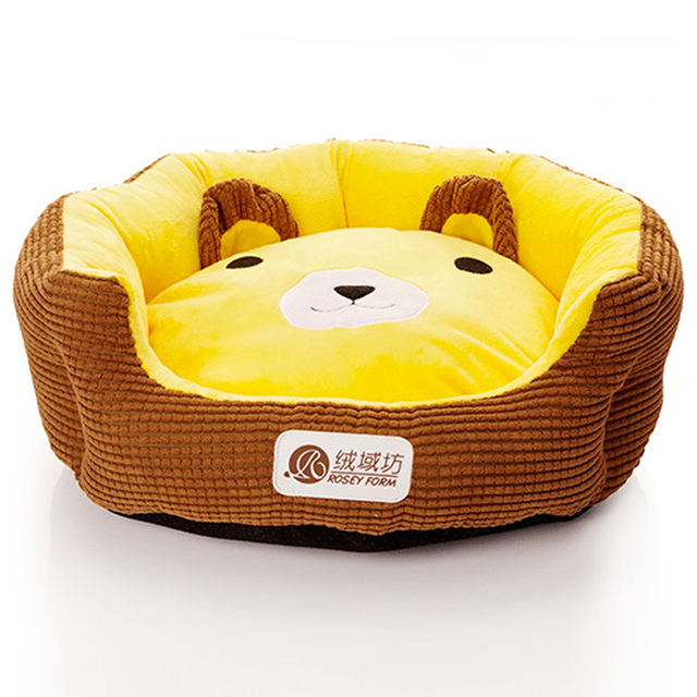 Christmas New Arrival Warmth Pretty For Cat S House Dogs Cats Cartoon Animal Style Pet Beds Large Teddy Mat Sleep Casa