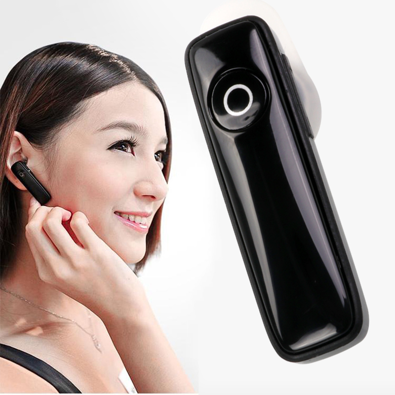 Mini Stereo Headset Wireless Bluetooth Earphone Headphone V4.0 Handfree with Microphone Universal for All Phone for iphone M165 stereo music bluetooth earphone headset 4 1 earhook headphone mini wireless handfree universal for samsung iphone htc xiaomi