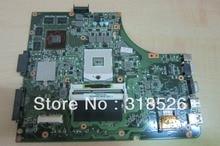 Laptop K53SV motherboard for ASUS K53SV K53SC K53J K53E K53SJ Rev 2.1 Mainboard 100% Tested GOOD