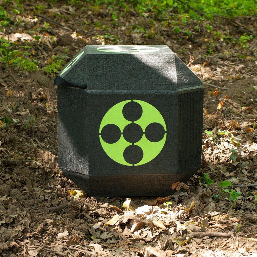 Archery 3D Target Dice 22cm Sides for Shooting Hunting Practice Training Arrow Target Cube for Recurve