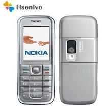 6233 Original Nokia 6233 Mobile Cell Phone 3G Camera Bluetoo