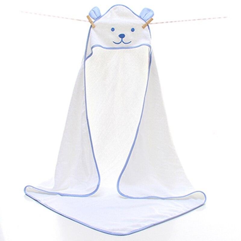 Toallas Baño Bebe | Bebe De Algodon Con Capucha Towel Animal Ninos Toallas Para Bebes
