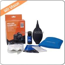 7 IN 1 SLR DSLR Digicam Lens Cleansing Equipment For Canon EOS 700D 500D 300D 400D Digital Digicam Lens Display Cleansing