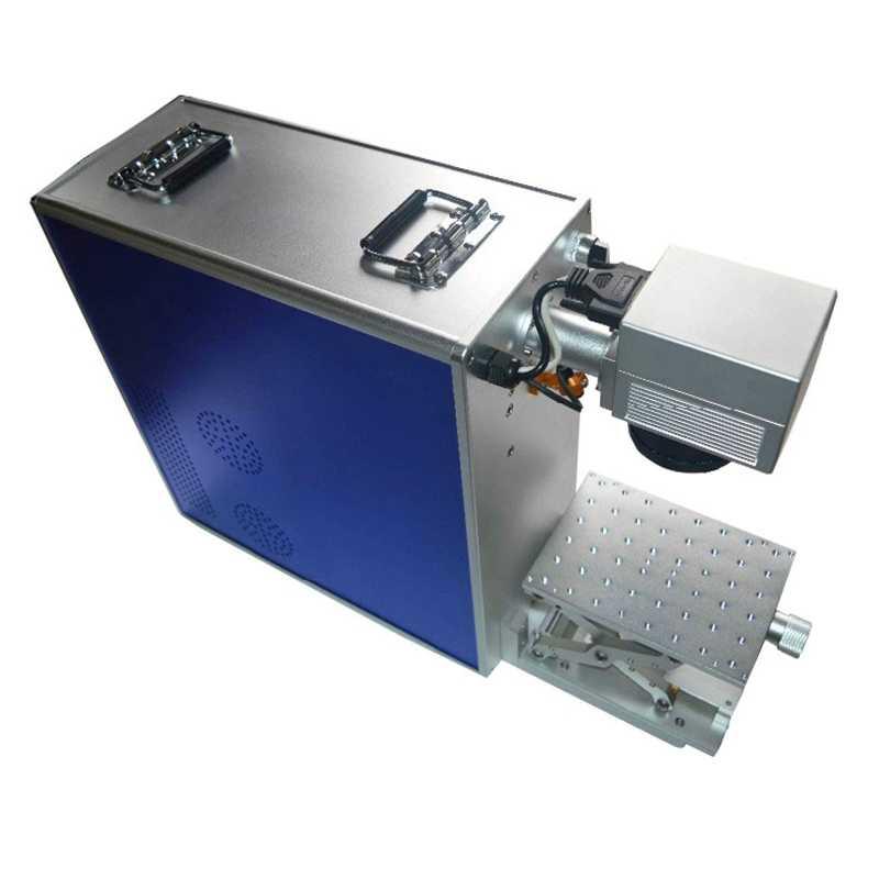 לייזר סיב סימון מכונת 50 w מתכת סימון מכונת סיבי diy חריטת מכונת משלוח חינם לרוסיה