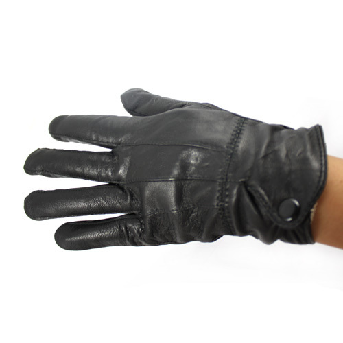 Women Real Sheepskin Leather Gloves 2017