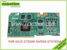 laptop graphics card for ASUS G750JW graphics nvidia GTX765M