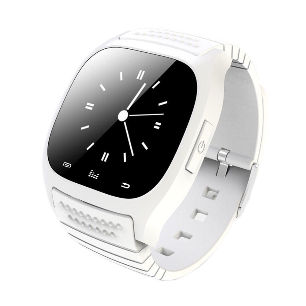 New Sport font b Smart b font font b Watch b font Waterproof Smartwatch M26 Bluetooth