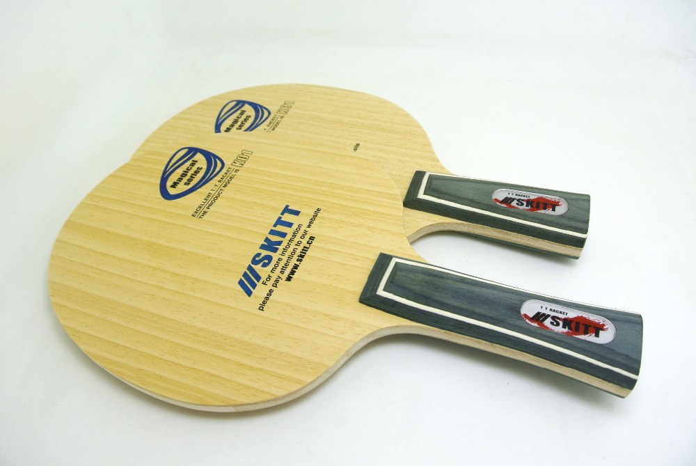 5 WOOD Germany SKITT K01 Professional Table Tennis Blade/ ping pong Blade/ table tennis bat - us502