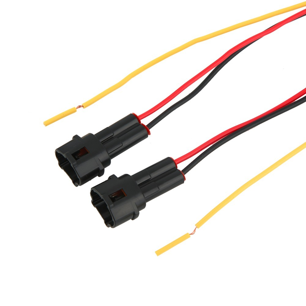 Hot High Quality 30w Drl Controller Auto Car Led Daytime Running Electrical Relay Getting Light Harness Dimmer On Off Switch Parking In Assembly From