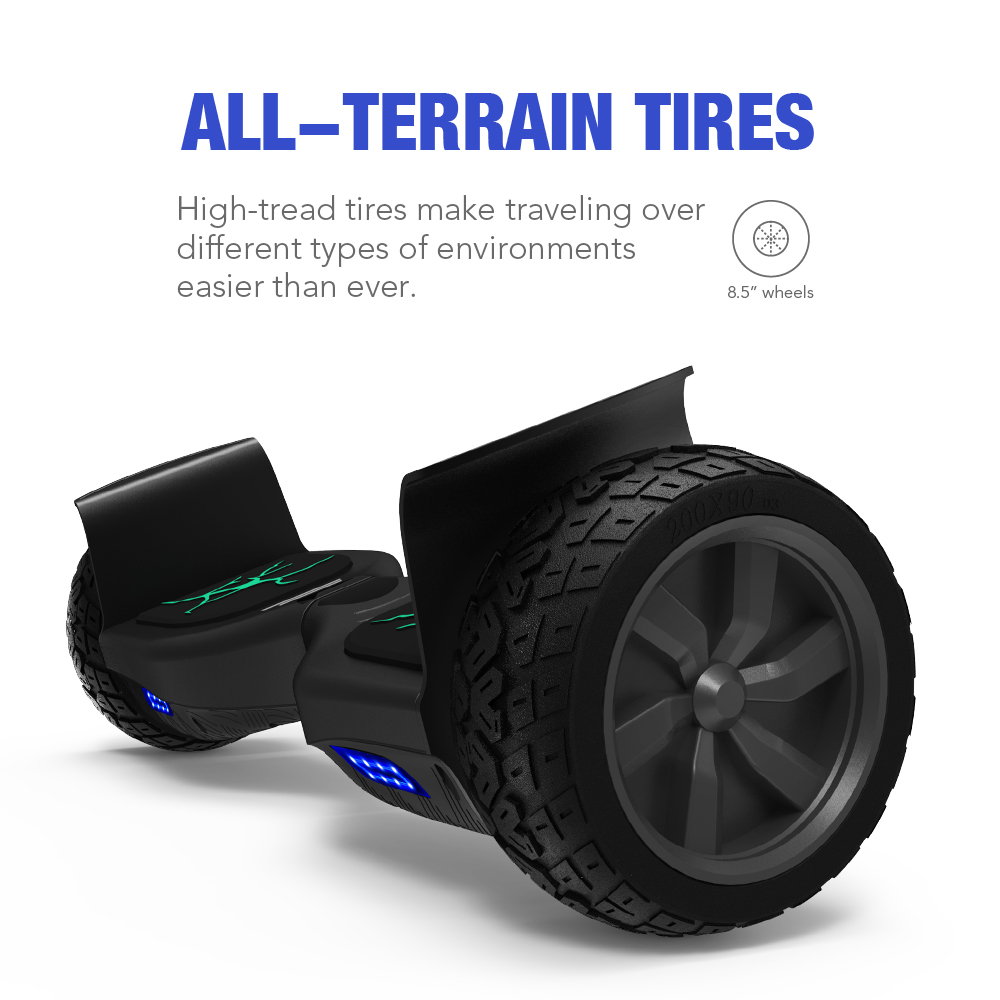 Koowheel K7 Hoverboard All-Terrain 8.5 Self Balance Scooters Two Wheel Electric Scooter 500w2 Over Tough Road Condition (42)