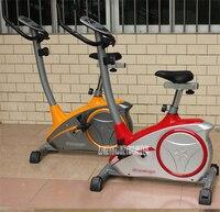 K8601 велосипед Крытый Велосипеды велосипед Регулируемый дома тренажерный зал велосипед тренировки Фитнес машина с монитор сердечного ритма