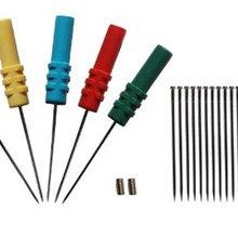 Hantek HT307 автомобильный диагностический Тесты аксессуары проба осциллографа набор заколок для осциллограф вспомогательное оборудование иглоукалывание инструмент для ремонта
