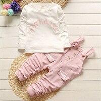 12 Months 3Y Children Clothing Sets 2017 Toddler Baby Girls Boys Clothing Sets Spring Kids Long
