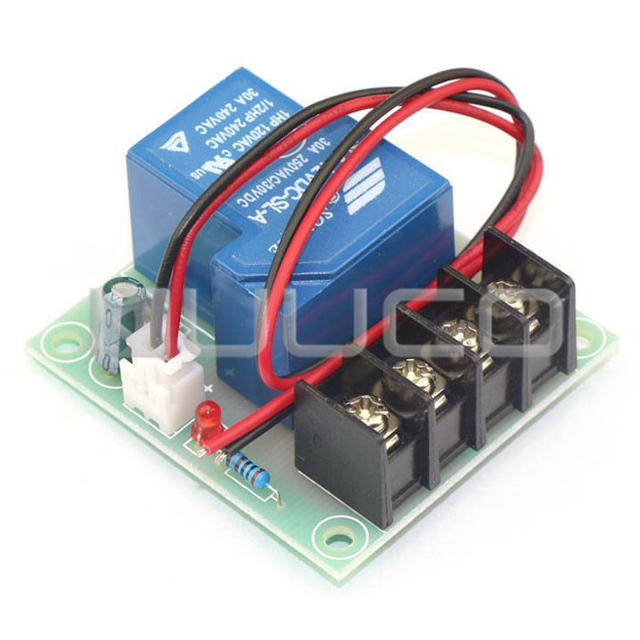 цена на DIY Switch Power Supply Contactor 30A High Current Relays Control Module for industry equipment/Car/Electromobile etc