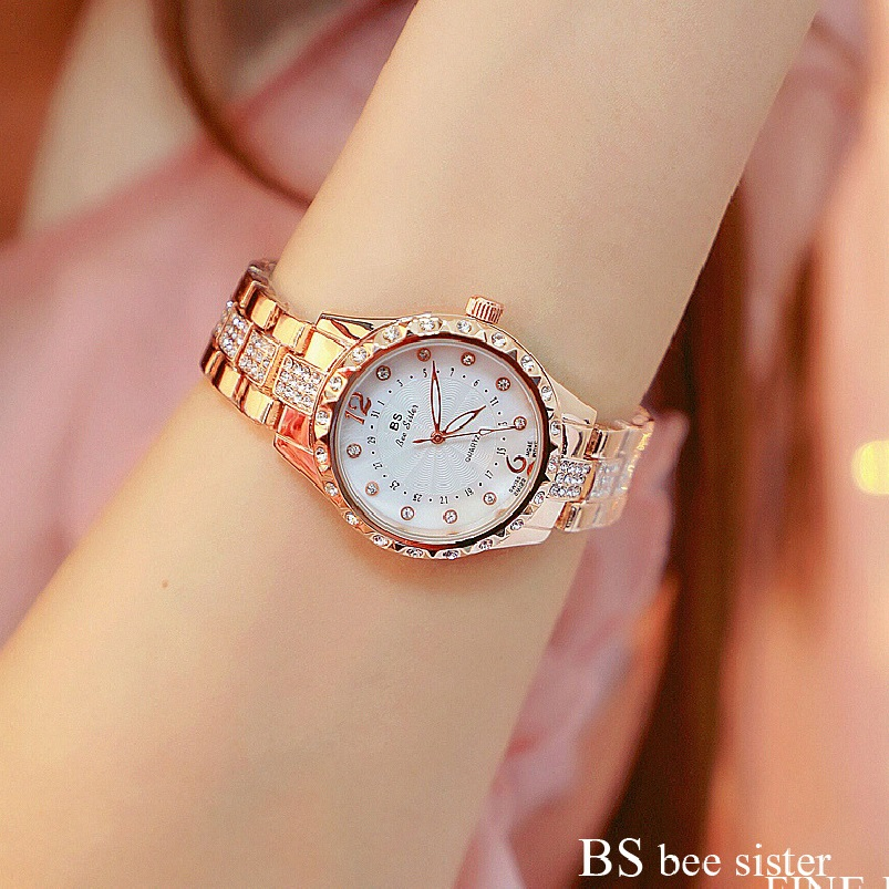 Top Brand Simple Style Ladies Watch Women Business Dress Watches Luminous Girl Fashion Casual Bracelet Watches Montre Femme