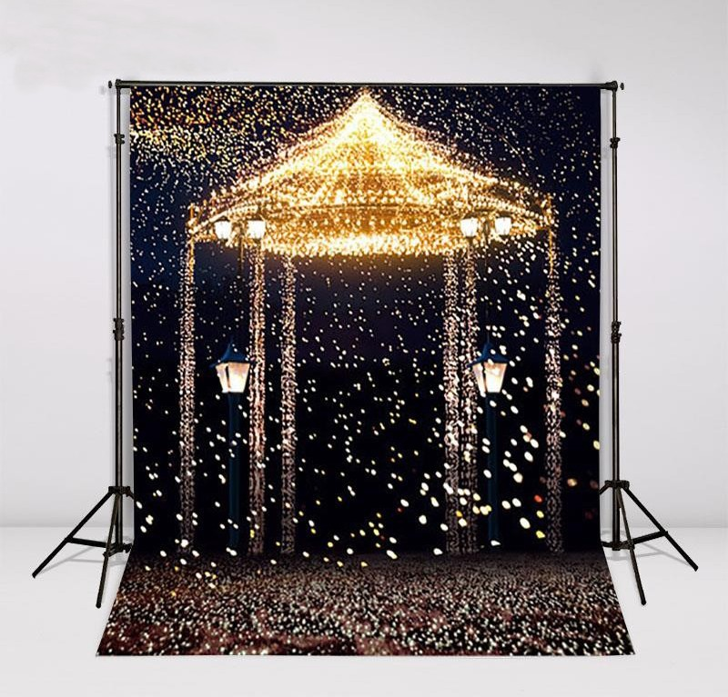 5x7ft Stars High lights fireworks backdrop Vinyl cloth Computer printed wedding Photocall background 7x5ft vinyl cloth cartoon photocall my
