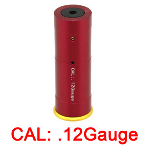 12Gauge Cartridge Red Laser Bo