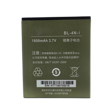 for innos BL-4N-i 1800mAh Battery For DNS S4503Q S4503 Small Dragonfly i6c i6 Battery цены онлайн