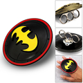 NYUKI Rotate Captain America Shield Action Figures Model Toys Kids Gifts Finger Ring Figure Accessories Men's Fashion Jewelry