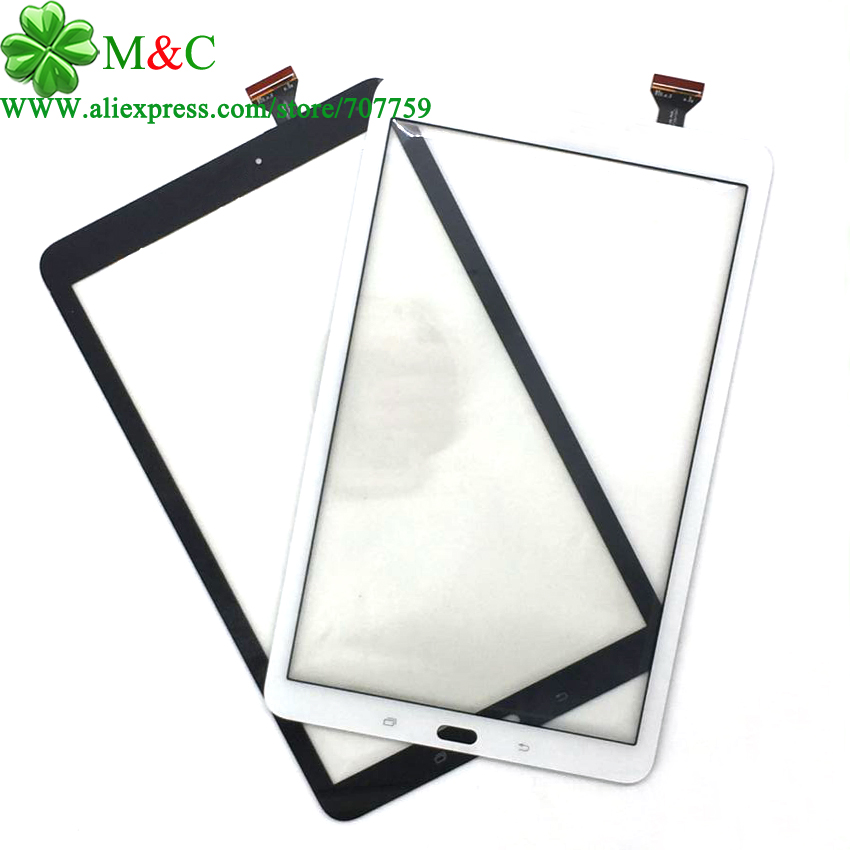 OGS T560 Touch Panel For Samsung Galaxy Tab E SM-T560 T560 T561 Touch Screen Digitizer Glass Panel With Logo Tracking