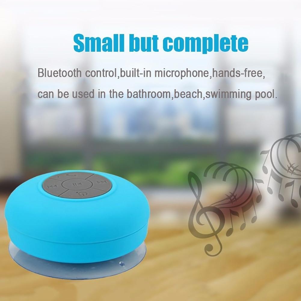 Mini Bluetooth Speaker Portable Waterproof Wireless Handsfree Speakers
