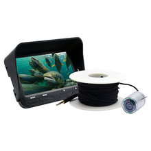 """30 м оригинальная подводная рыболокатор система рыболовной камеры с 4,"""" ЖК-монитором камеры"""