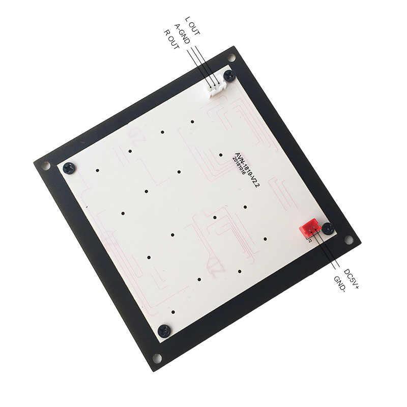 LED DJ ディスコサウンド活性化キーパッド DSP サウンドエフェクトプロセッサモジュール電気音楽キューオーディオ Launchpad 15 背景内蔵