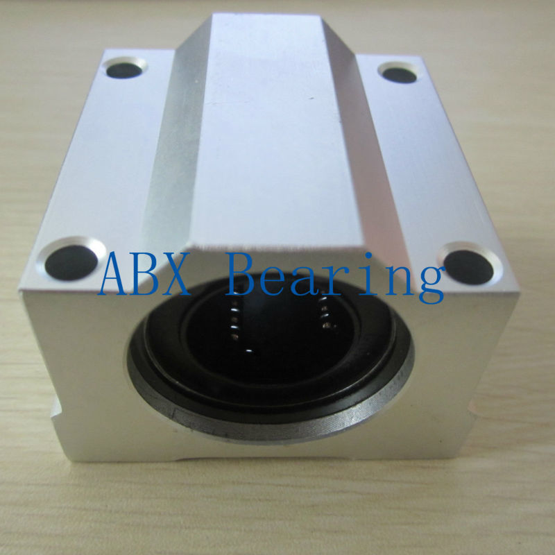 SC20UU SCS20UU SC20 SCS20 20mm Linear Motion Ball Bearing Slide Bushing Linear Shaft for CNC 4pcs sc8luu 8mm linear motion ball bearing slide bushing linear shaft for cnc for 3d printer free shipping