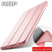 RBP para iPad air 1 Cubierta protectora cuero de la PU para iPad 5 Capa protectora Despierte el tirón del sueño para el ipad air1 Caso de cuero del silicón 9.7 pulgadas air