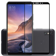 2.5D Premium Tempered Glass For Xiaomi Mi Max 2 3 Pro 8 SE Redmi 6 Pro 6X A2 Lite Note 5 Pro S2 Screen Protector Protective Film(China)
