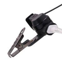 מכשיר הקשר מיקרופון אפרכסת מכשיר הקשר Headset לקבלת Motorla 2 פינים רדיו (5)