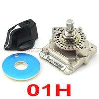 HQ Digital Code Rotary Switch NDS 01H Encode For Industrial Control