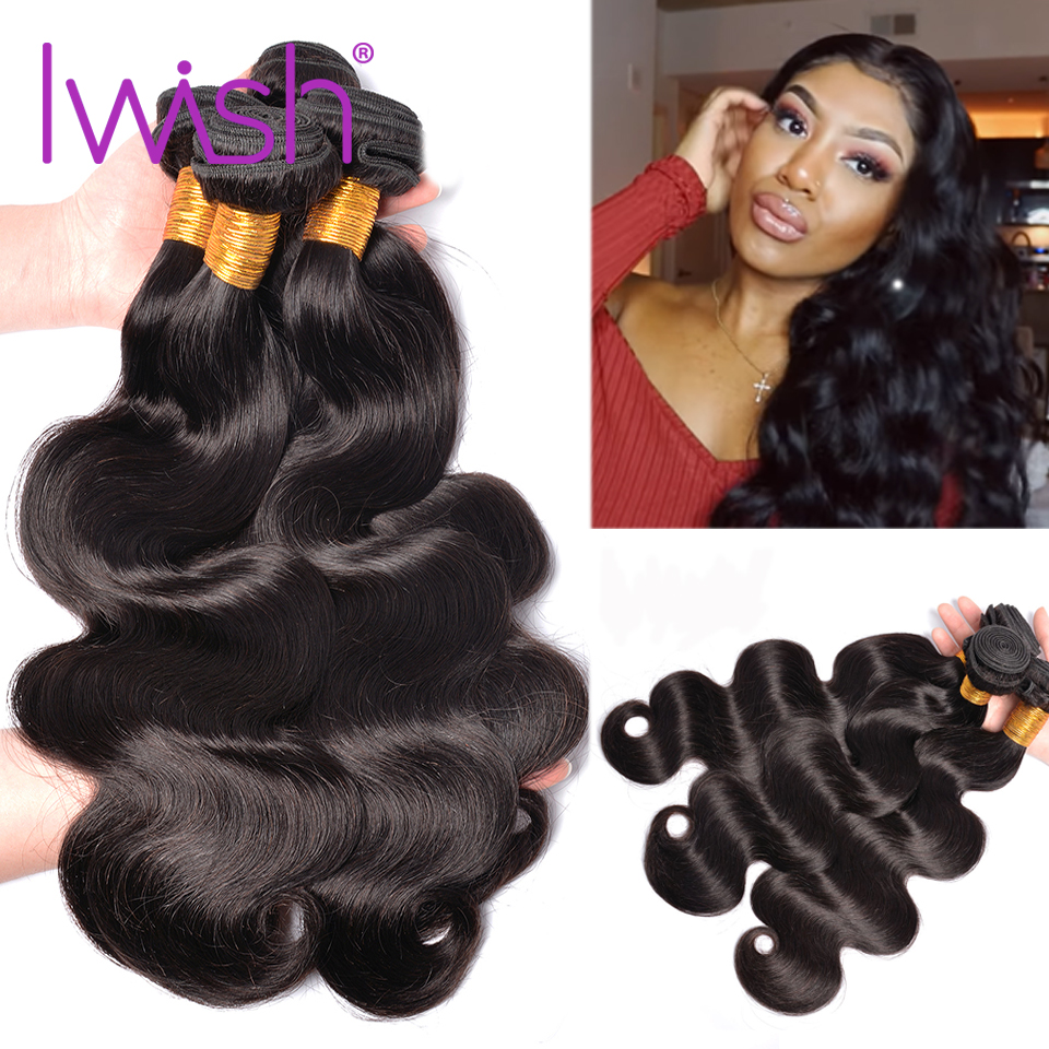 Hair Extensions & Wigs Human Hair Weaves Strict 3 Bundles Malaysian Loose Wave With Pre Plucked Closure With Baby Hair Bouncy Curl No Shedding No Tangle Non Remy Black 1b