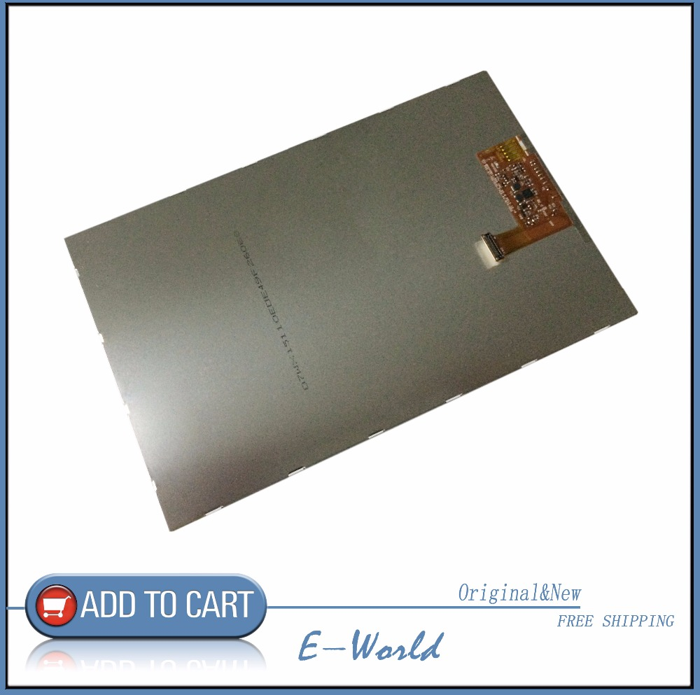 For   Galaxy Tab 4 7.0 T230 T231 T233 T235 New LCD Display Panel Screen Monitor Repair Replacement With Tracking Number