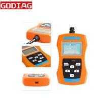 VEHICLETOOL-lector de código de 506M compatible con TP-CAN nuevo usuario de protocolo UDS para detectar fallos de motor, transmisión, ABS y Airbag