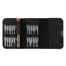 1Set 25 in 1 Torx Screwdriver Repair Tool Set For iPhone Cellphone Tablet PC Worldwide Store