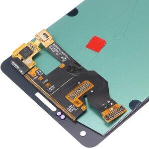 "Image 5 - סופר AMOLED 5.5 ""LCD לסמסונג גלקסי A700 LCD מסך מגע Digitizer עבור SAMSUNG A7 2015 תצוגת A700H A700F a700S A700K"