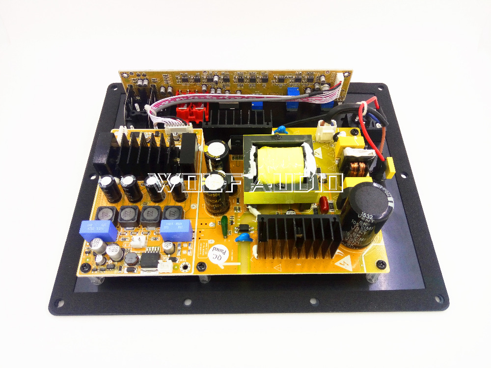 New Assembly High-Power 280W TAS5630B Digital HIFI Subwoofer Amplifier Board new assembly high power 280w 1 0 digital hifi subwoofer amplifier board active amplifier board home amplifier for subwoofer