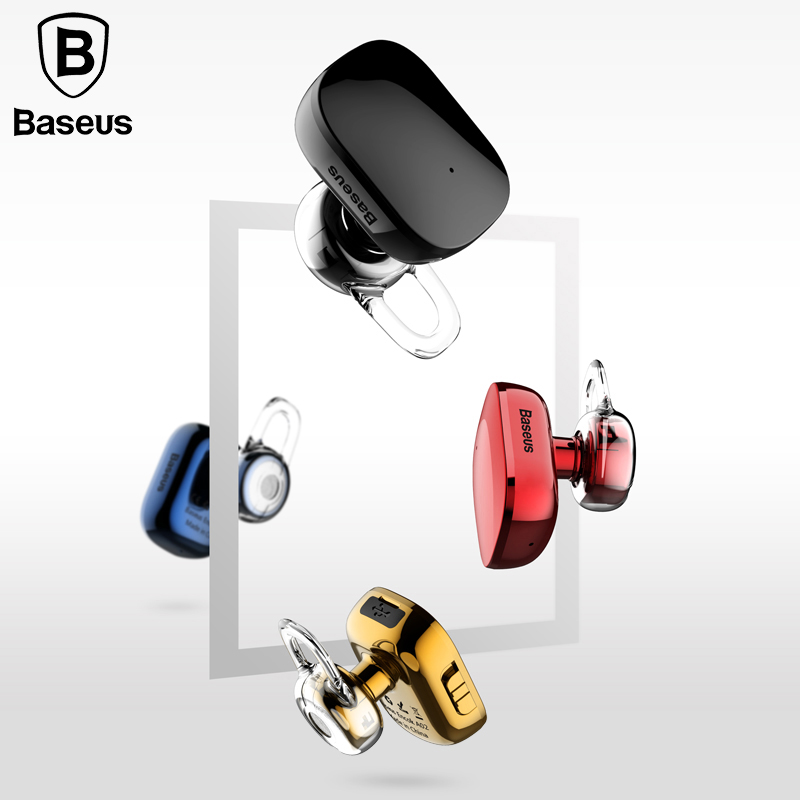все цены на Baseus Mini Wireless Bluetooth Earphone For iPhone 5 6 7 Samsung S8 In-Ear Stereo Wireless Bluetooth Earpiece Headset With Mic