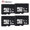 Dr. memoria original de la tarjeta sd micro de 4 gb 8 gb clase 6 tf tarjeta de 16 gb 32 gb clase 10 tarjeta sd micro 64 gb tarjeta de memoria de disco de destello negro