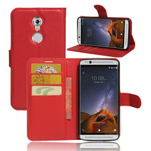 XINGDUO Wallet Flip Cover for ZTE Axon 7 Mini Case Fundas Coque Capa PU Leather Stand Phone Bag