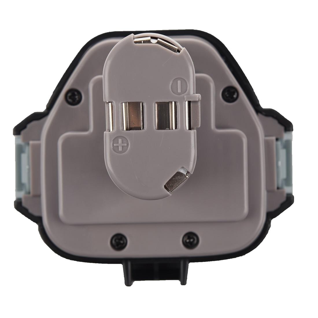 Set Sale NEW 12 VOLT Ni-MH Battery For MAKITA 3.0 Ah 1233 1234 Black&Gray