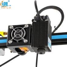 High-Power 3Pcs 12V Blue Violet Light Laser Engraving Laser With Focusing For CREALITY 3D Mini Laser Engraving 3D Printer