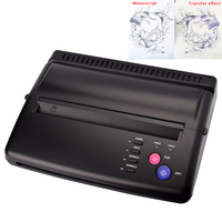 2019 Henna Stencils Tattoo Stencil Tattoo Copy Machine Lowest Price A4 Transfer Paper Black Copier Thermal Stencil For Airst