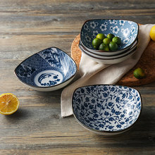 6 inch Japanese and wind creative kitchen tableware