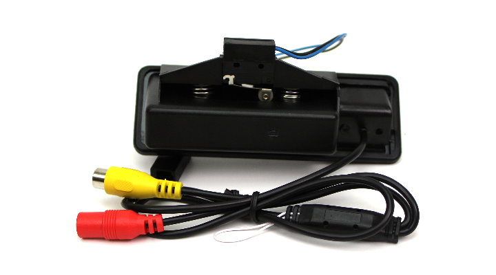 For BMW X4 F26 2010~2012 CIC System Reversing Module + Rear Camera 1008