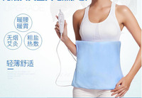 Electric Far Infrared Massage Belt Heating Therapy Pad Waist Body Care Mat Abdominal Health Tool Electronic Slimming