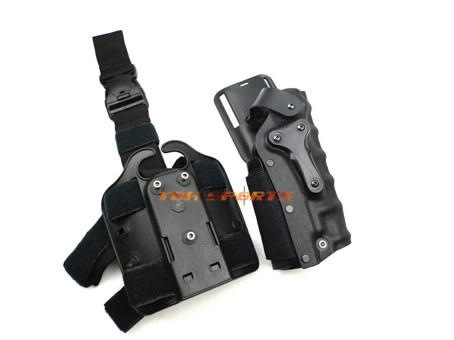 Tactical Holster Mid-Ride 3280 Ambidextrous right to left drop leg pistol holster tactical holster+Free shipping(SKU12050013) art holster w15090953672