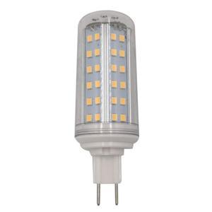 10 шт./лот G8.5 светодиодная кукурузная лампа 12 Вт SMD2835 G8.5 Светодиодная лампа PL лампа замена G8.5 галогенная лампа AC85-265V