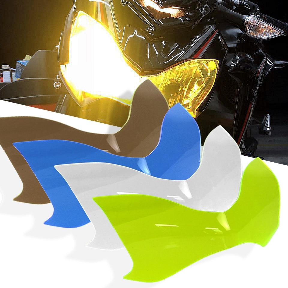 Fit For Kawasaki Z900 2017-2018 Headlight Guard Head Light Lens Cover Protector Z900 For Kawasaki Z 900 2017 Motorcycle Parts